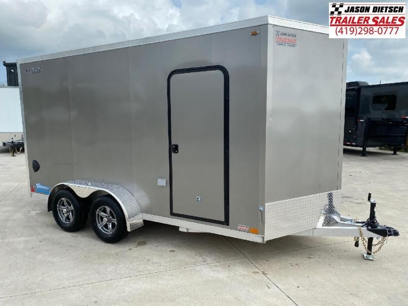 2021 Legend Thunder 7X16 Cargo Trailer Extra Height