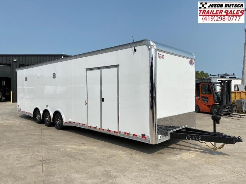 2021 United 8.5X32 Car/Race Trailer Extra Height