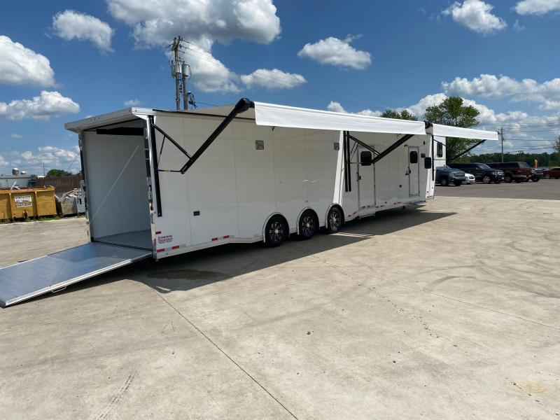 2021 Sundowner 8.5X49 Toy Hauler W/Living Quarters