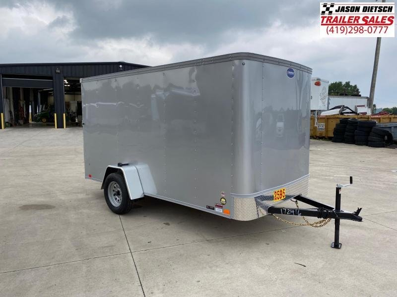 2021 United XLE 6X12 Cargo Trailer