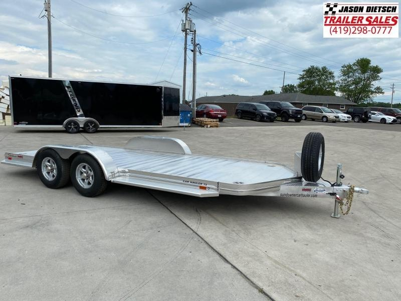 2021 Sundowner 6.9X19 Open Car Hauler