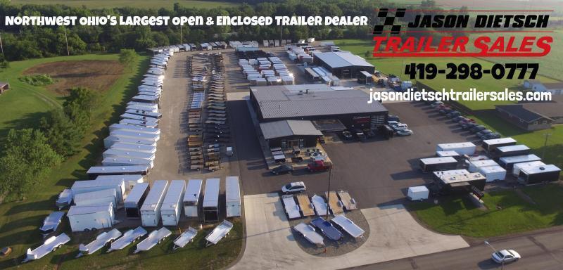 "2019 Legend Explorer 7X27 Snowmobile Trailer 6"" Extra Height"