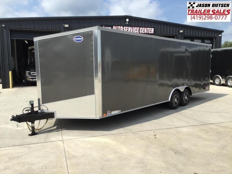 2022 United XLTV 8.5X27 Car/Race Trailer Extra Height