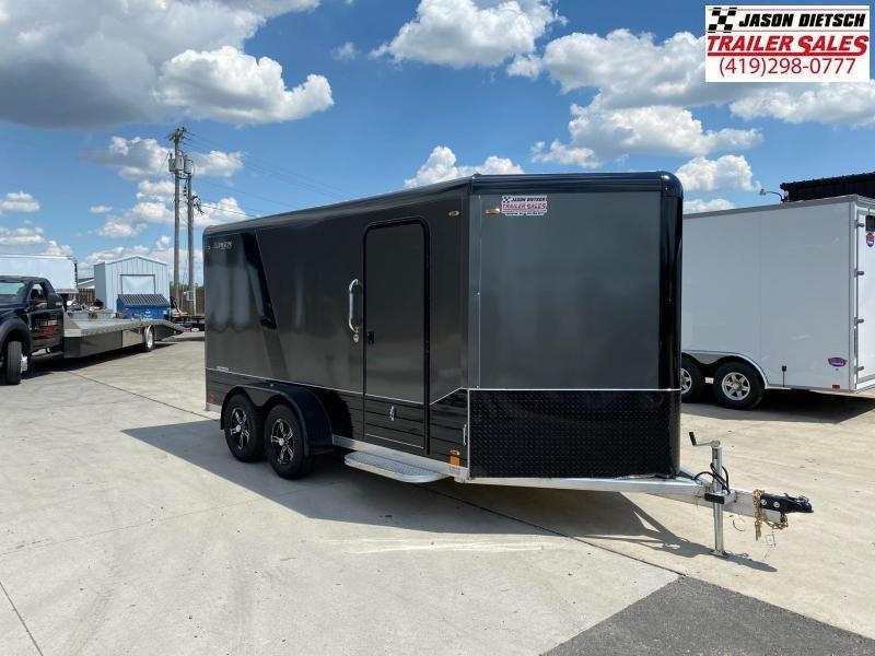 2020 Legend DVN 7x17 Enclosed Cargo Trailer