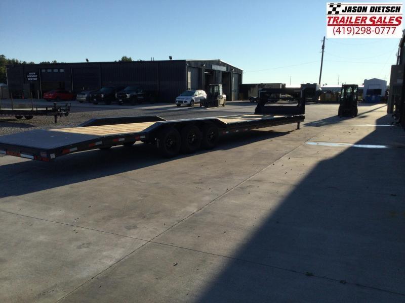 2021 Lamar 102X40 Gooseneck Equipment Trailer