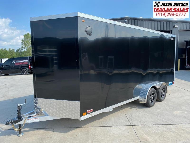 2021 Legend TVT 7X20 Cargo Trailer Extra Height