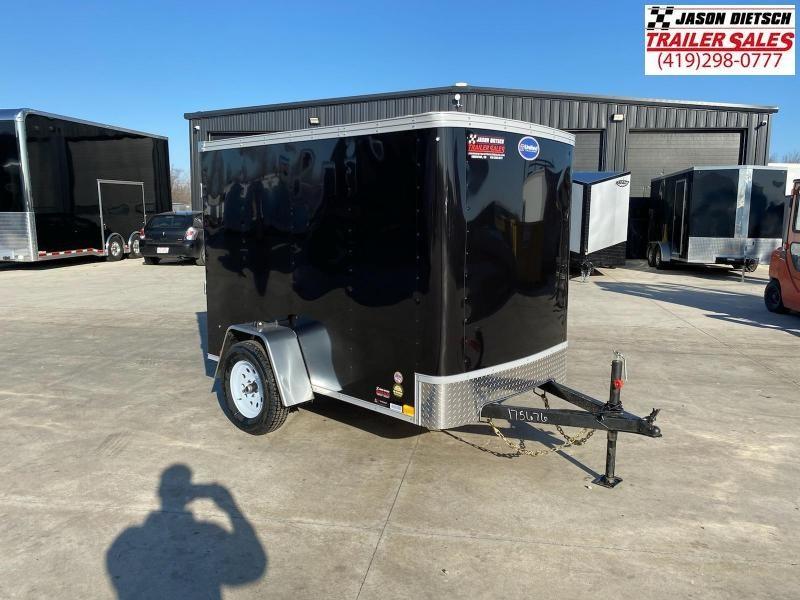 2021 United XLE 5X8 Enclosed Cargo Trailer