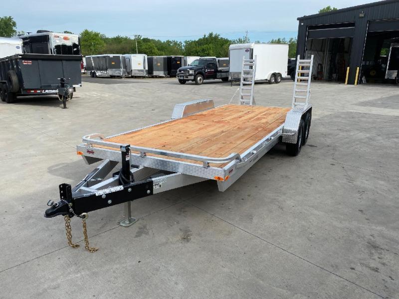 2021 Legend 7x20 *All Aluminum* Equipment/Car Trailer