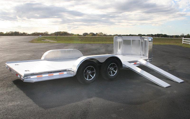 2021 Sundowner 6.9x20 Open Car Hauler
