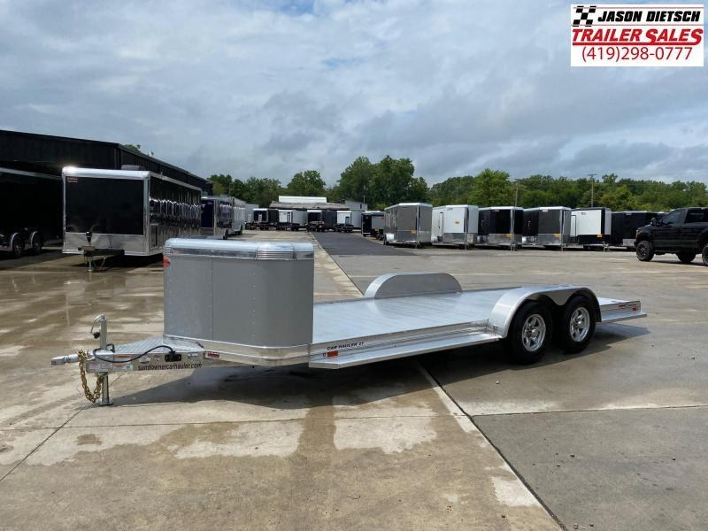 2021 Sundowner 6.9x20 Open Car Hauler