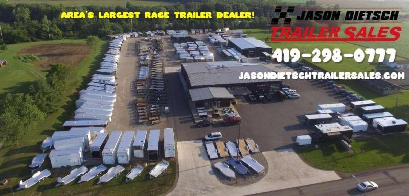 2020 Sundowner 8.5X40 Krawler Hauler Car/Race Trailer