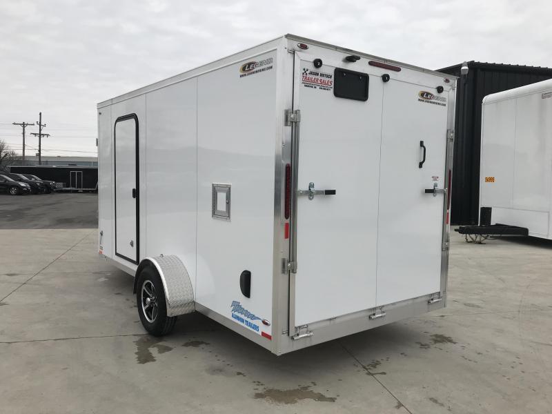 2019 Legend Thunder 7X19 Snowmobiles, ATV/UTV, Powersports, Lawn & Landscape Trailer