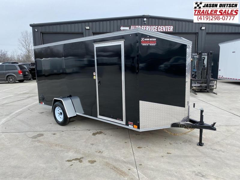 2021 United XLV 6X14 V-Nose Cargo Trailer