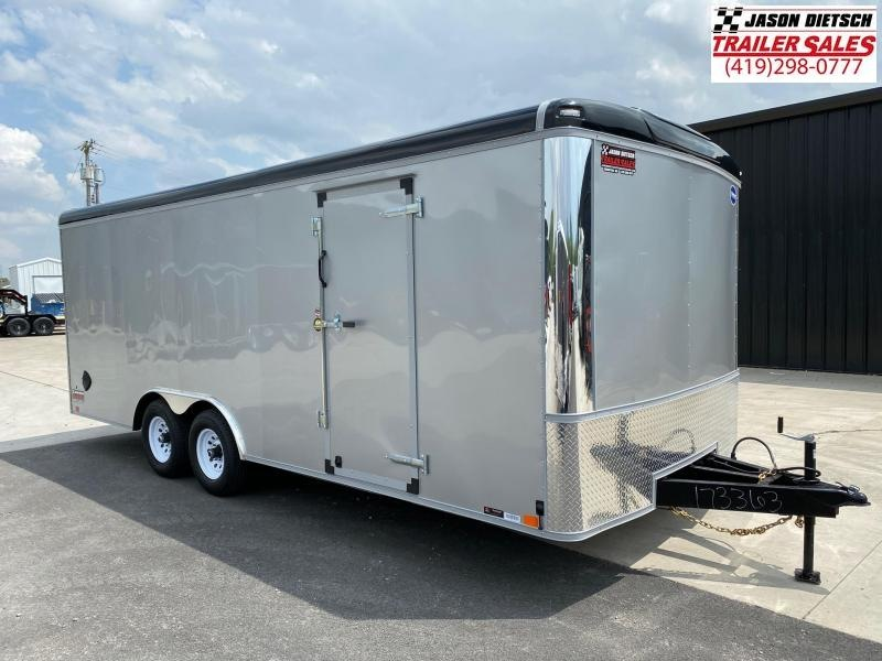 2021 United ULT 8.5X20 Cargo-Car/Race Trailer