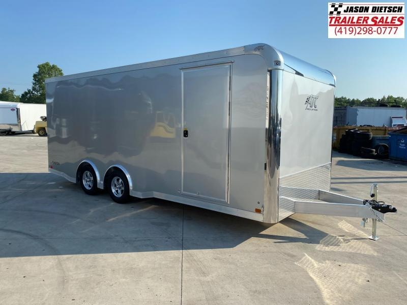 2021 ATC Raven 8.5X20 Enclosed Car/Race Trailer