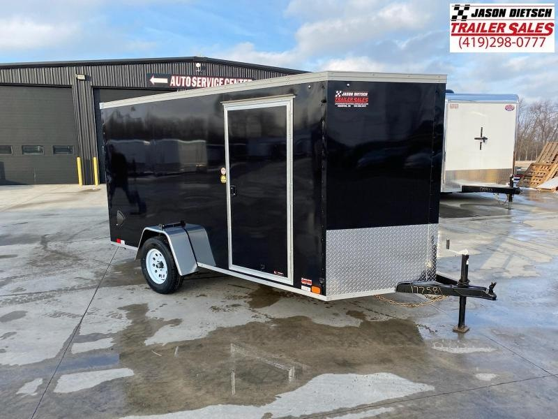 2021 United XLV 6X12 V-Nose Cargo Trailer