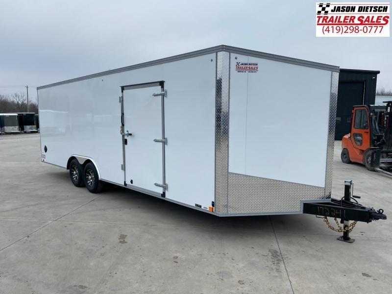 2021 United XLTV 8.5X27 Enclosed Car/Race Trailer
