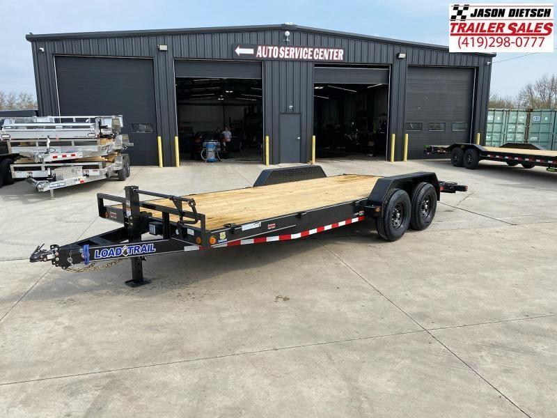 2021 Load Trail 83X20 Tandem Axle Carhauler
