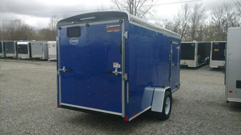 2021 United UT- 6X12  Cargo Trailer