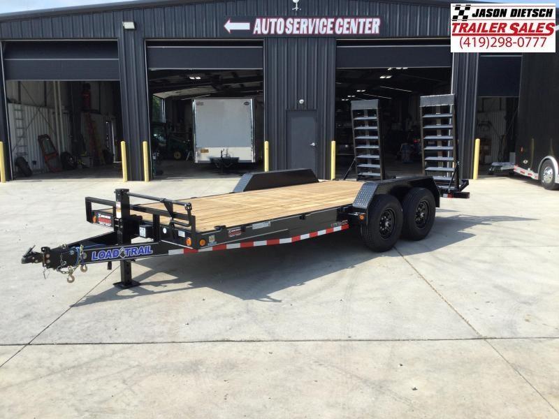 2021 Load Trail 83X18 Carhauler / Equipment Trailer