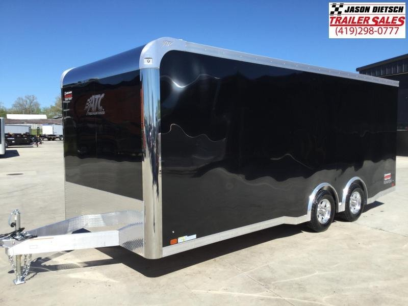 2021 ATC Raven 8.5X20 Car/Race Trailer