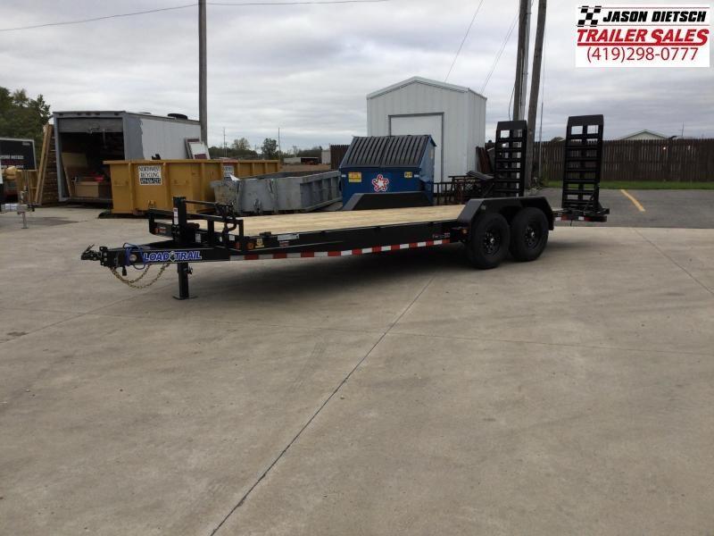 2021 Load Trail 83x22 Equipment Trailer 14K