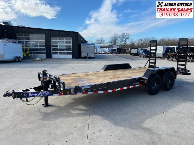 2021 Load Trail 83X20 Open Equipment/ Car Trailer 14K