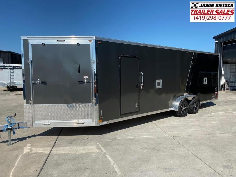 2021 Legend Explorer 7.5X29 Snowmobile Trailer Extra Height