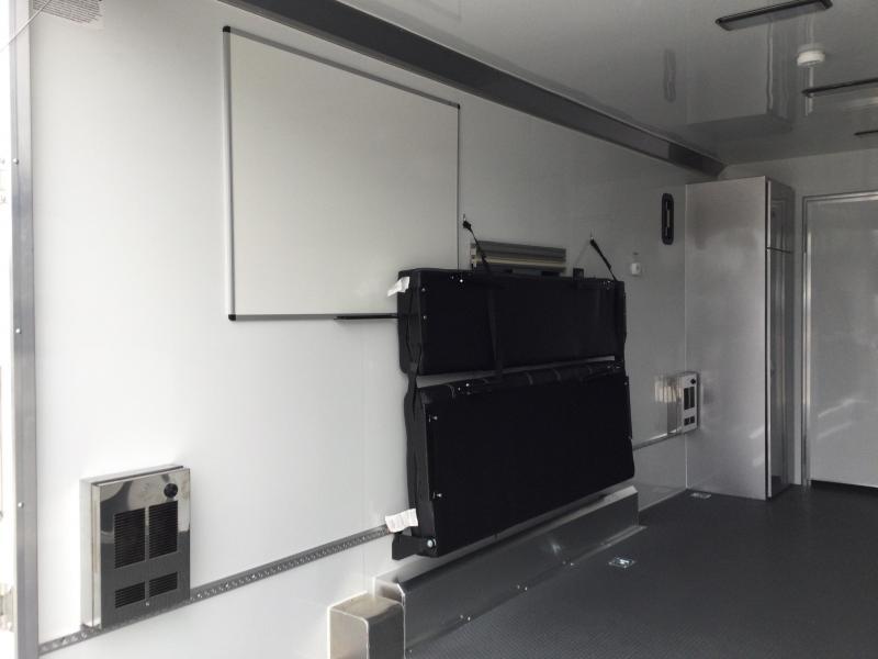 8.5X20 CONSTRUCTION / OFFICE TRAILER