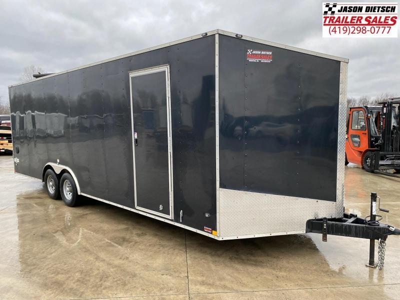 2018 Stealth 8.5X24 Car/Race Trailer