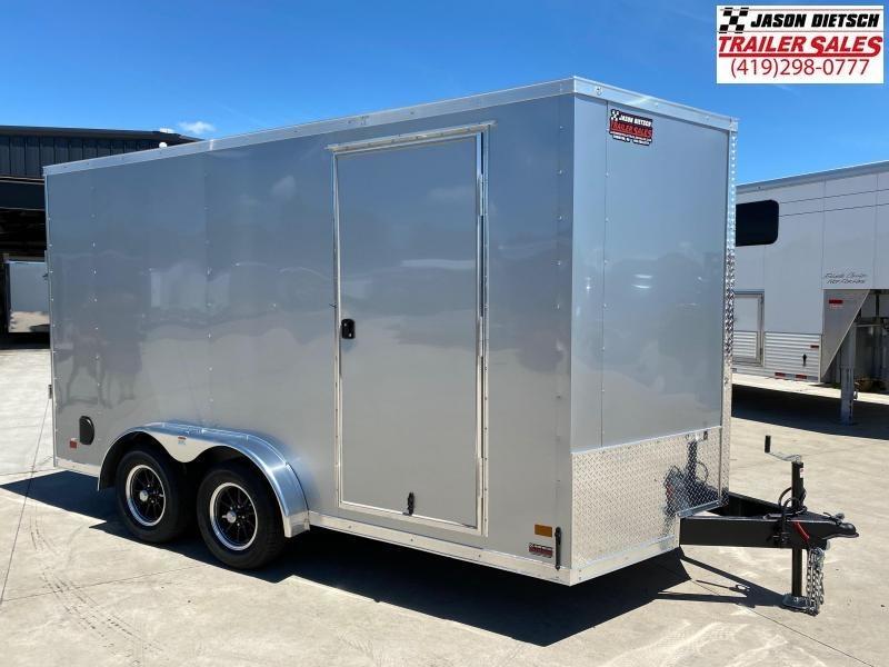 2020 Darkhorse 7.5x14 V-Nose Cargo Trailer Extra Height
