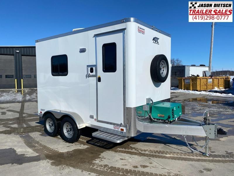 2021 ATC 7X12 Plus Fiber Optic Splicing Trailer