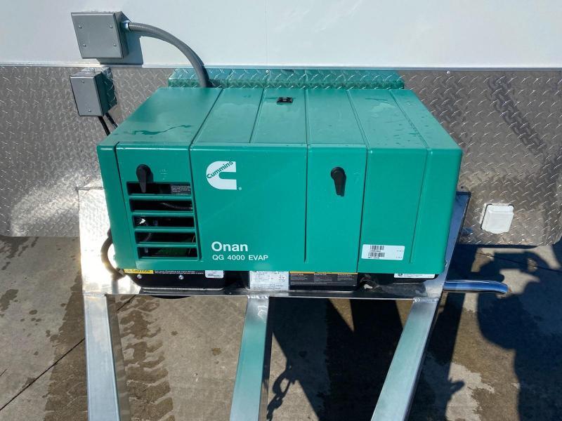 2021 ATC 7X12 Plus Fiber Optic Splicing Trailer