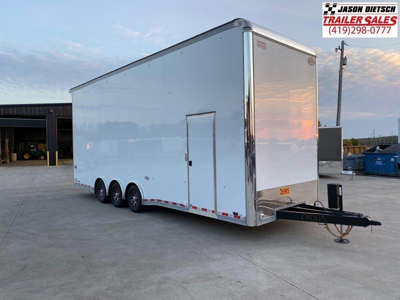 2021 United Super Hauler 8.5X28 Stacker