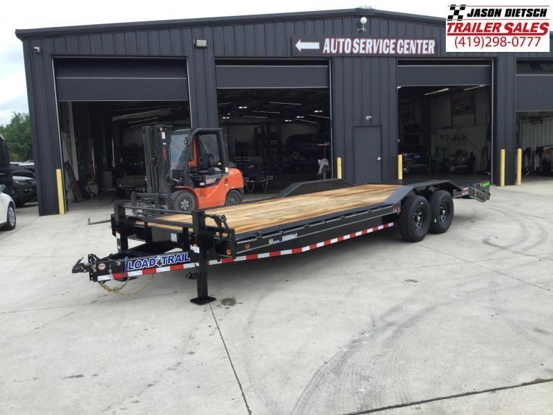 2021 Load Trail 83X24 Tandem Axle Equipment 20K Trailer