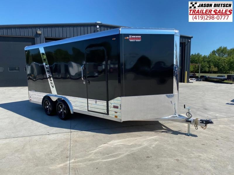 2021 Legend FTV 8X19 Cargo Trailer