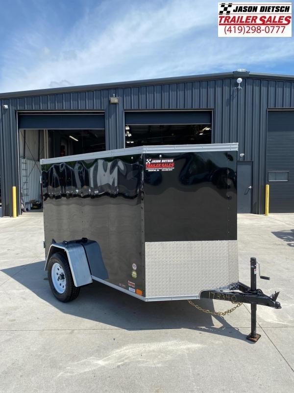 2021United XLV 5X8 V-Nose  Enclosed Cargo Tr...Stock#UN-173340