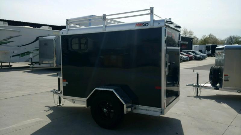 2021 Sundowner MiniGo 4X8 Extra Height Cargo Trailer