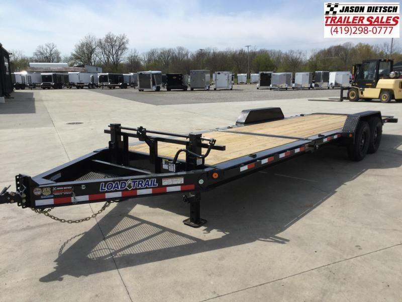 2021 Load Trail 83X24 Tilt Deck Open Equipment