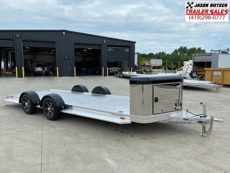 2021 Sundowner 6.9X22 Utility/Car Trailer