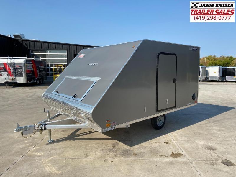 2021 Legend SPORT LITE 8.5x13 Snowmobile Trailer