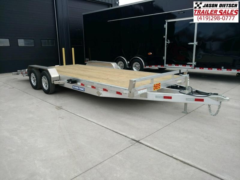 2021 Sure-Trac 7X20 Aluminum Car Hauler
