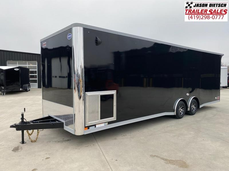 2021 United XLT 8.5X28 Extra Height Car/Racing Trailer (Racers Package)