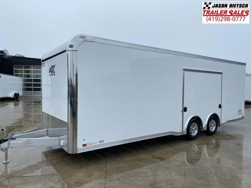 2021 ATC Raven 8.5X24 Car/Race Trailer
