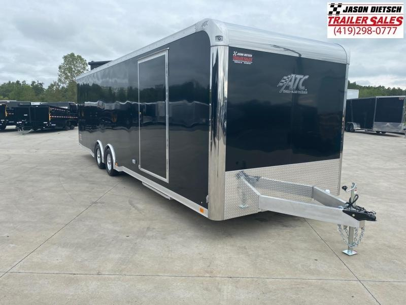 2021 ATC Raven 8.5X28 Car/Race Trailer