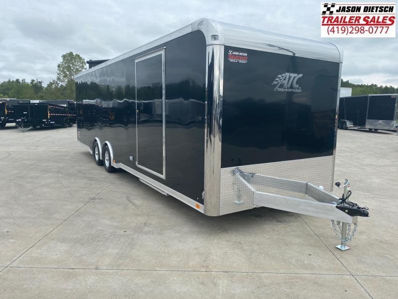 2021 ATC Raven 8.5X28 Car/Race Trailer