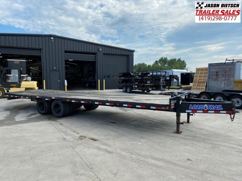 2015 Load Trail 102X30 Tandem  Equipment Trailer....STOCK# LT-168131