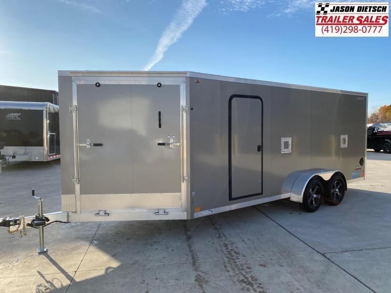 2021 Legend Thunder 7X23 (18+5) Snowmobile/ATV Trailer