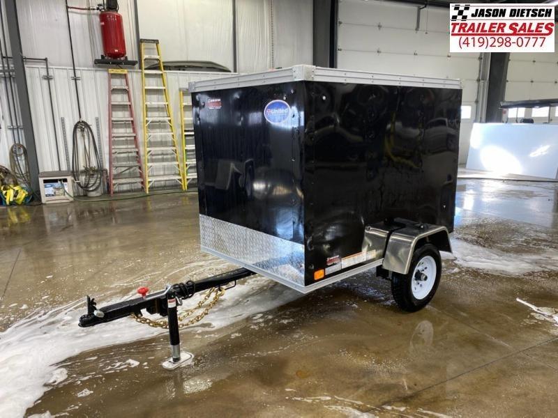 2021 United XLE 4X6 Cargo Trailer