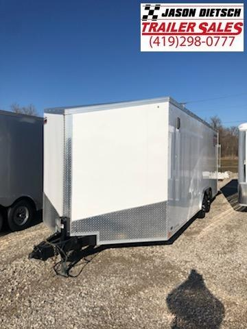 2020 United XLTV 8.5X23 Cargo-Car/Race Trailer